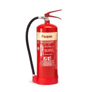 Foam 6 Litre Fire Extinguisher