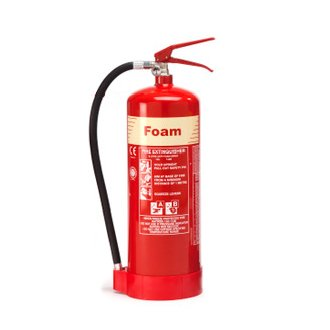 Foam 6 Litre Fire Extinguisher