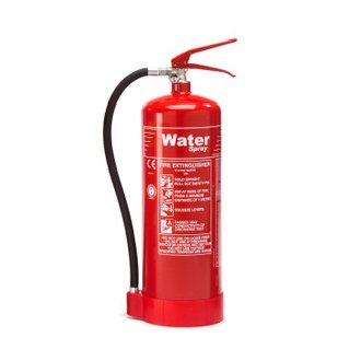 Water 6 Litre Fire Extinguisher