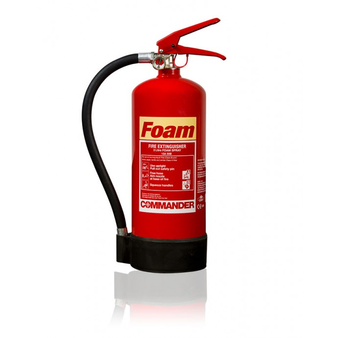 Commander 3ltr AFFF Foam