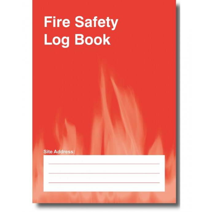 Fire Extinguisher Log Books