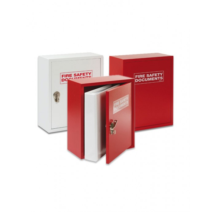 Fire Safety Document Box