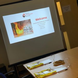 Fire Safety Training Courses Cheshire