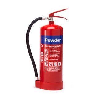 Powder 6kg Fire Extinguisher