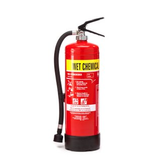 Wet Chemical 6 Litre Fire Extinguisher